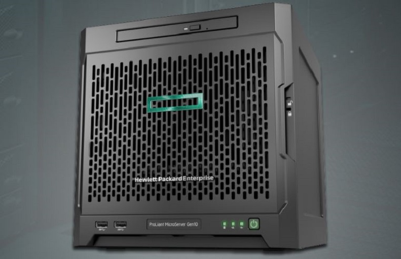 HP ProLiant G10